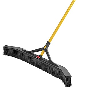 Commercial Sweeper By Rubbermaid