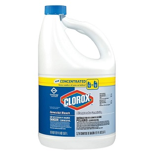 Clorox - Concentrated Germicidal Bleach review