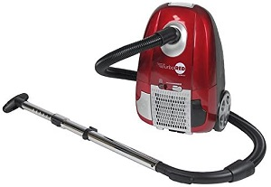 AHC-1 Turbo Red Canister Vacuum by Atrix Store
