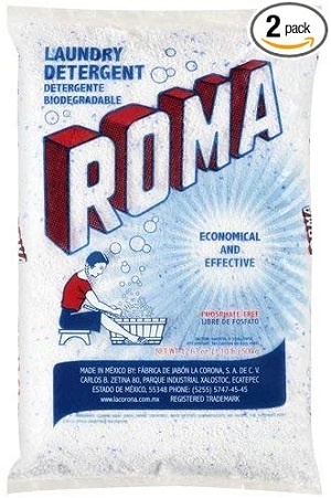 Roma Laundry Detergent is the best for hand wash